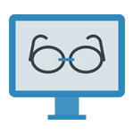 when to wear glasses for computers